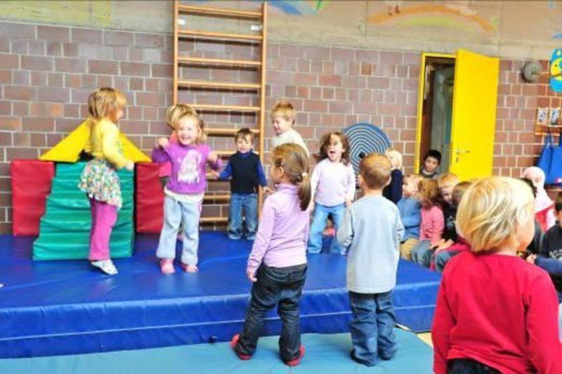 Den eigenen körper kennenlernen kindergarten